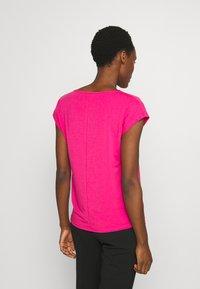 WEEKEND MaxMara - T-shirt basic - shocking pink - 2