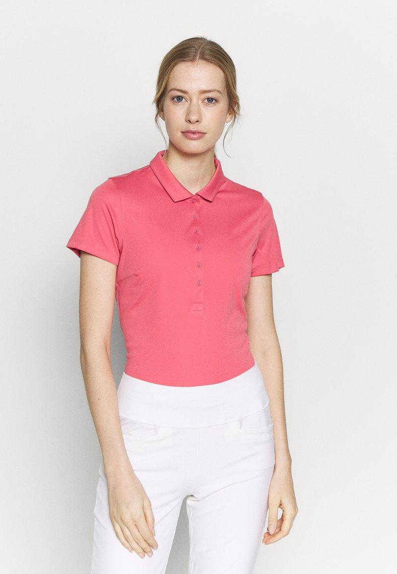 Puma Golf - ROTATION - Polo shirt - rapture rose
