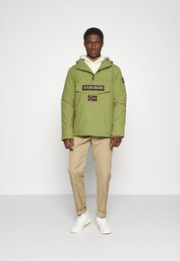 Napapijri - RAINFOREST WINTER - Light jacket - green mosstone - 1