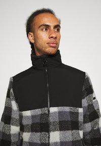Regatta - CADAO - Fleece jacket - black/chalk - 5