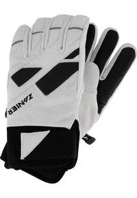 Zanier - Gloves - weiss-schwarz - 3
