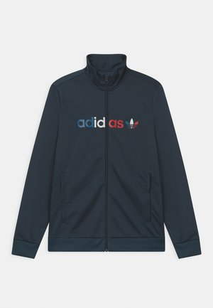 TRI COLOUR UNISEX - Training jacket - crew navy