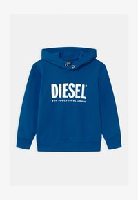 Diesel - OVER UNISEX - Huppari - classic bluette - 0