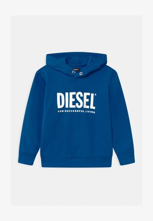 OVER UNISEX - Sweat à capuche - classic bluette