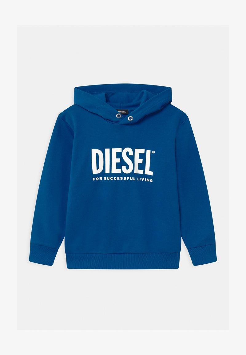 Diesel - OVER UNISEX - Huppari - classic bluette