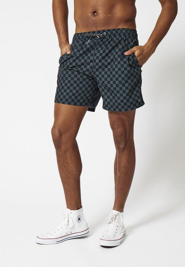 Swimming shorts - grey/black