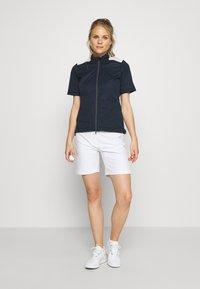 Cross Sportswear - WIND - Větrovka - navy - 1