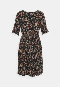 Pieces - PCCARLA DRESS - Kjole - black - 4