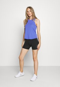 Nike Performance - AEROSWIFT SINGLET - Camiseta de deporte - sapphire/black - 1