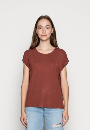 Basic T-shirt - sable