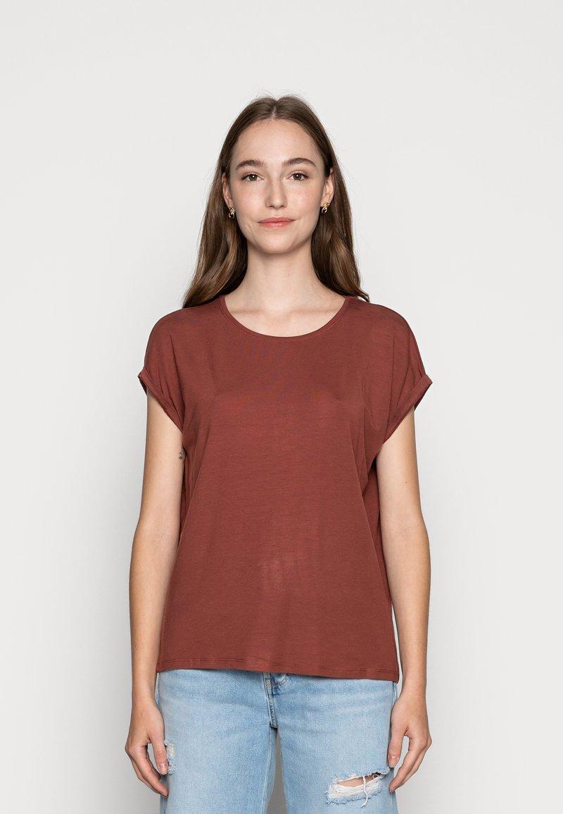 Vero Moda - Jednoduché triko - sable