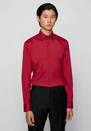 Formal shirt - dark red
