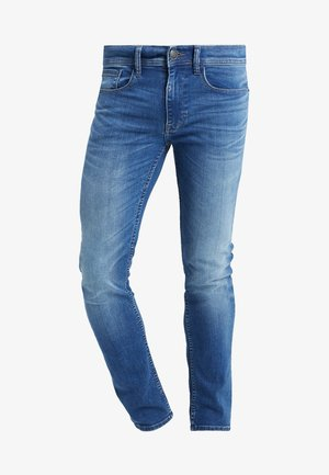 Slim fit -farkut - denim middle blue