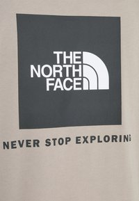 The North Face - REDBOX TEE - T-shirts med print - mineral grey - 5