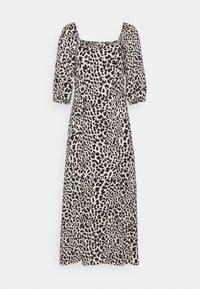 b.young - JOELLA SMOCK DRESS  - Day dress - birch - 3