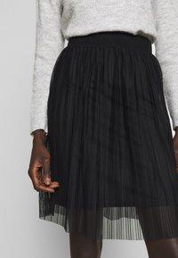 Even&Odd Tall - A-line skirt - black - 4