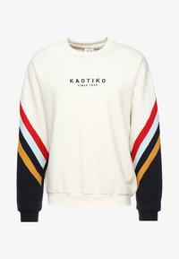 Kaotiko - UNISEX - Sweater - white - 4