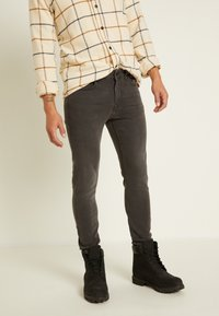 Only & Sons - ONSWARP - Jeans Skinny Fit - grey denim - 0