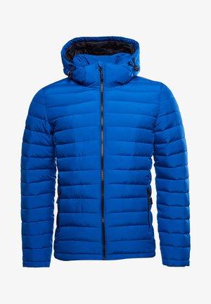 Winter jacket - royal