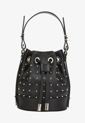 Handbag - black/silver