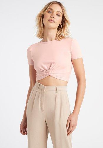 ZOA - Print T-shirt - rose