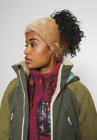 Barts - HEADBAND - Ear warmers - light brown - 0