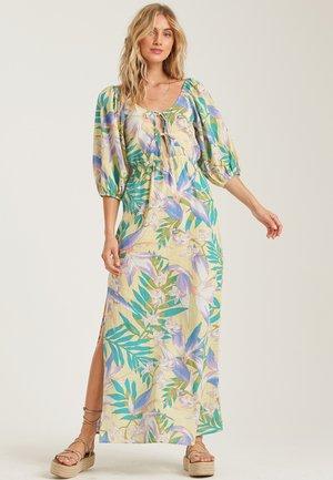 Maxi dress - sunburst