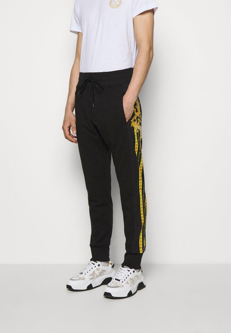 Versace Jeans Couture - Tracksuit bottoms - black