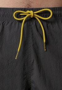 Napapijri - Swimming shorts - dark grey solid - 3