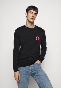 Paul Smith - GENTS WORLD ELEMENTS  - Sweatshirt - black - 2