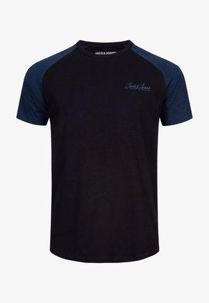 JORHUNTER - Print T-shirt - black