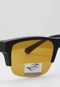 Polaroid - Sunglasses - matt black - 4