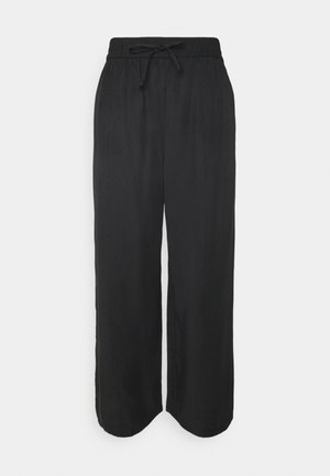 YASMIN JOGGERS - Pantalon de survêtement - black