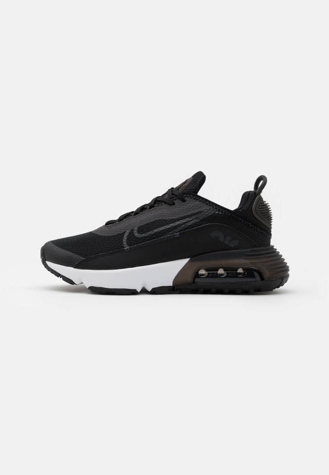 AIR MAX 2090 GS UNISEX - Sneakers basse - black/anthracite/white/wolf grey