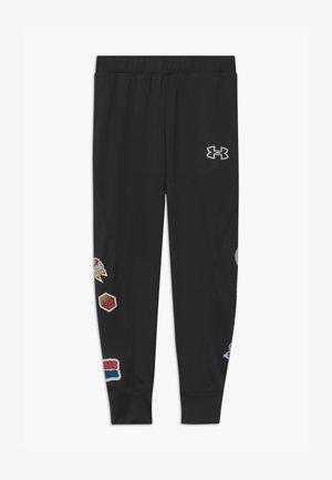 BOYS - Spodnie treningowe - black