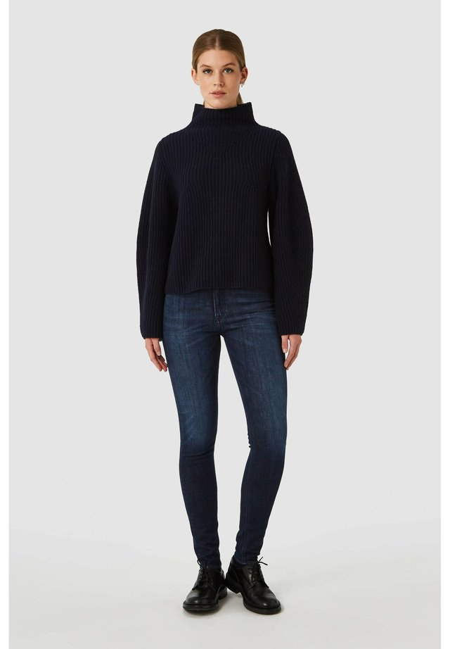 Slim fit jeans - gorbi blue worn