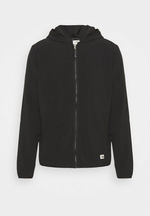 MOUNTAIN  HOODIE - Outdoor jacket - black