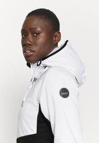 Icepeak - ELY - Ski jacket - optic white - 6