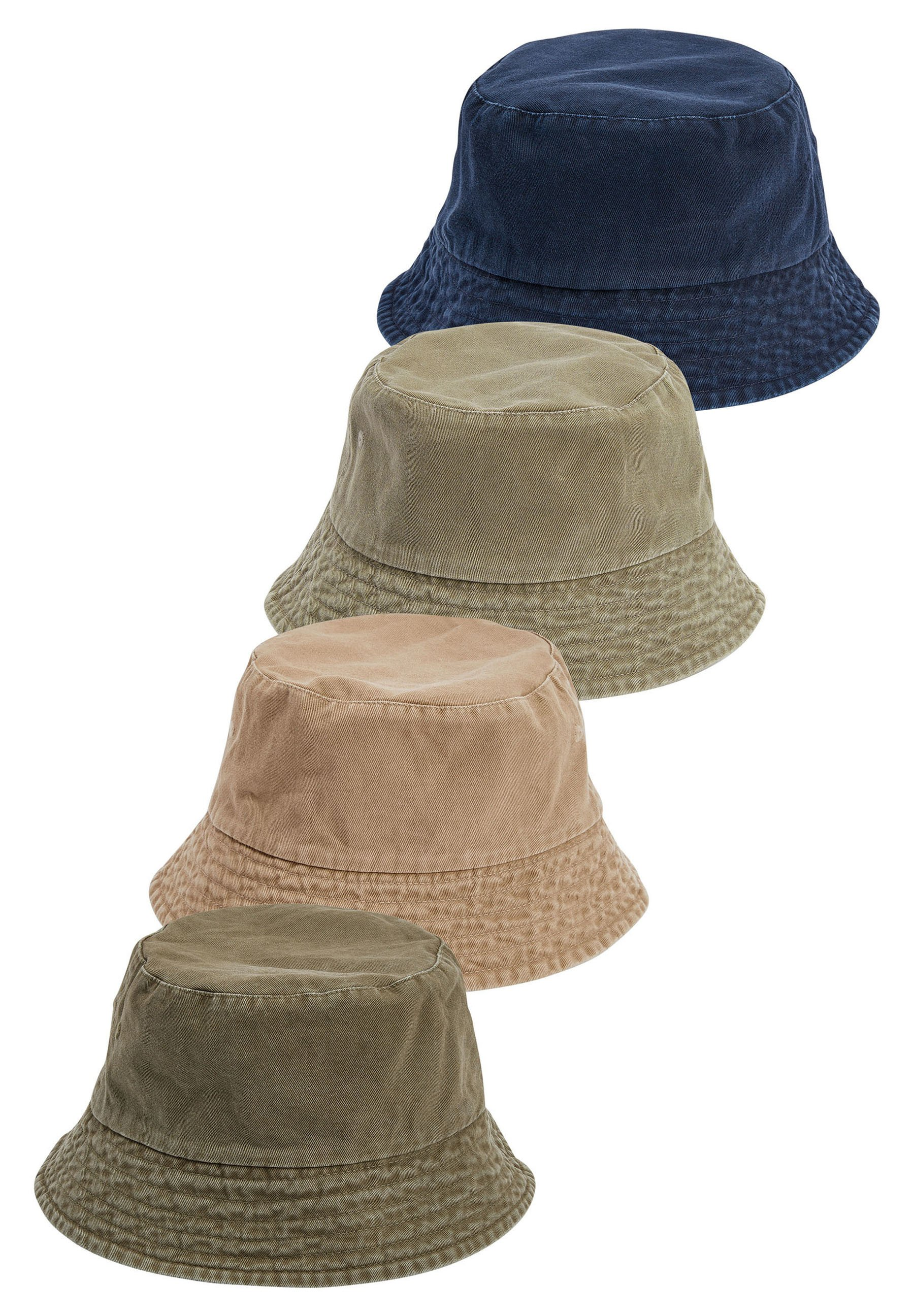 Homme REVERSIBLE BUCKET TWO PACK - Chapeau