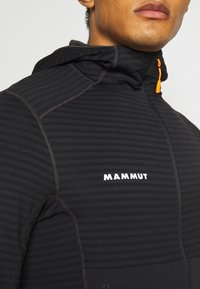 Mammut - ACONCAGUA - Zip-up hoodie - black - 5