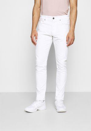 3301 SLIM - Slim fit jeans - elto white denim