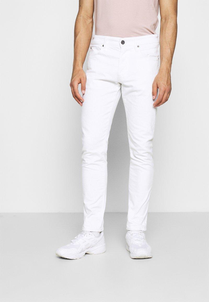 G-Star - 3301 SLIM - Slim fit jeans - elto white denim