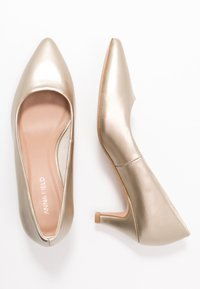 Anna Field - Klassiske pumps - gold - 3