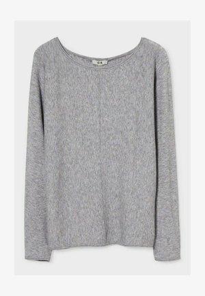 Jumper - gray melange