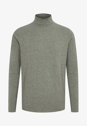 MAJOSEPH LS - Longsleeve - medium grey melange