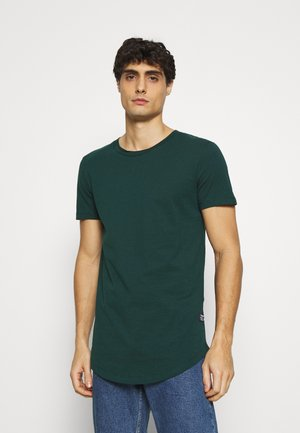 BADGE - T-shirt basique - deep green lake