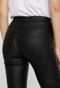 ONLY - ONLNEW ROYAL - Pantalones - black - 3
