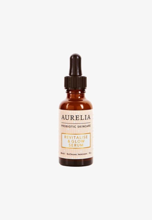 AURELIA PROBIOTIC SKINCARE AURELIA REVITALISE & GLOW SERUM - Serum - white