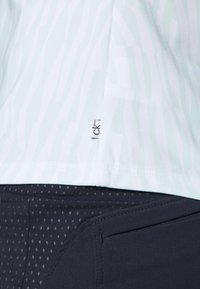 Calvin Klein Golf - SUNRAY  - Polo shirt - aqua/white - 5