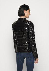 Patrizia Pepe - Down jacket - shiny black - 3